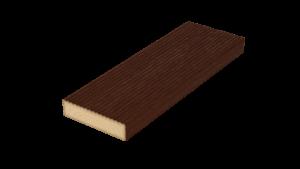 Produktbilde for Terrassebord m/riller, monteres med rillesiden opp