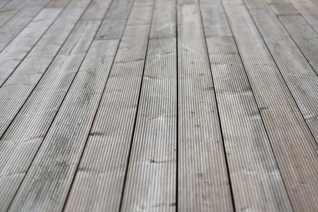 Terrassebord